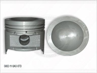 Pistones Mazda 2500(4)92mm.g6/ Pickup 4x4