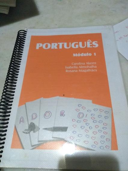 Português Módulo 1 Carolina Akemi E Outras