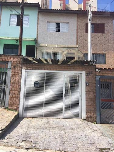 Sobrado Com 2 Dormitórios À Venda, 93 M² Por R$ 600.000 - Vila Carrão - São Paulo/sp - So1241