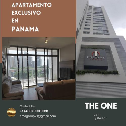 Imagen 1 de 6 de Exclusivo Apartamento En Panama 100 Mts2