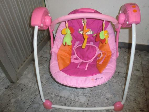 Mecedora Inteligente Para Bebes. Marca: Capella
