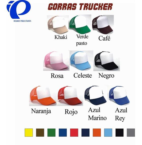 Gorras Trucker