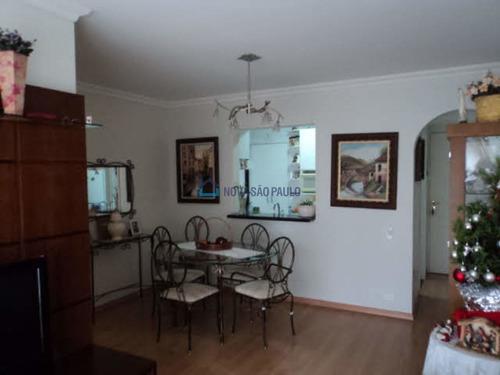 Vila Gumercindo 2 Dormitórios,54 Metros Uteis, Metro Santos Imigrantes  - Bi23408