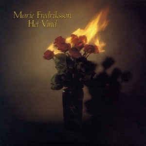Marie Fredriksson (roxette) - Het Vind - Cd - Importado!!!