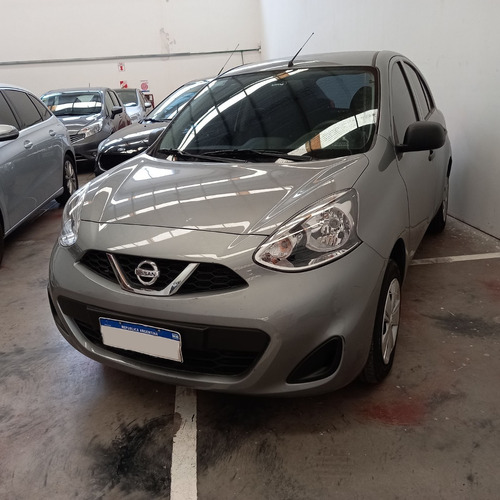 Nissan March Active 2017