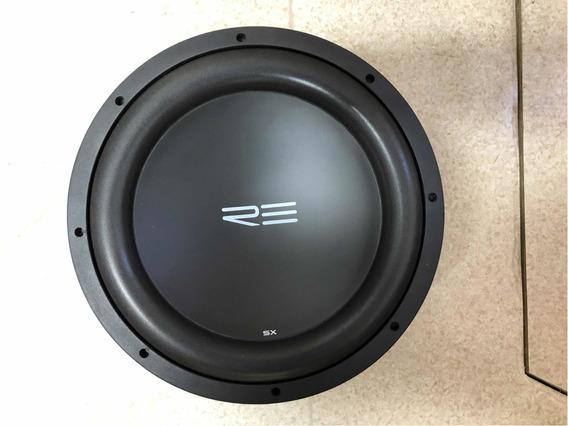 Subwoofer Re Audio Sxx 12 D2 ( 1100 Rms )