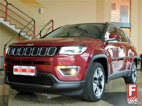 Imagem 1 de 10 de  Jeep Compass Limited 2.0 4x2 Flex 16v Aut.
