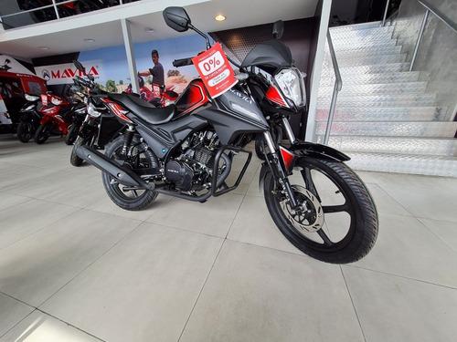 Motocicleta Mavila Diavolo Financiada + Soat