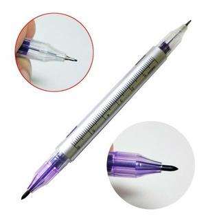 Fibra Quirurgica Marcador Dermografico Microblading Cejas