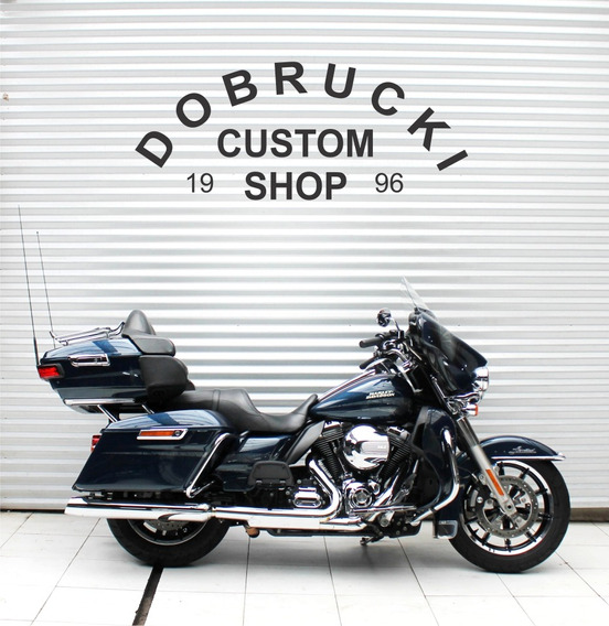 Harley Davidson Touring Electra Glide Ultra Limited 2016