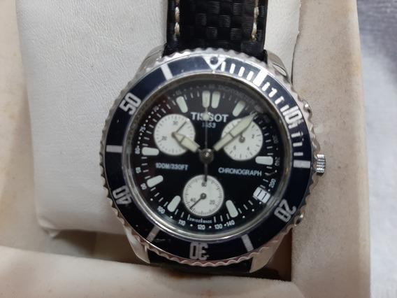 Tissot Submarino Sport, Crono,mov.quartz, Cx.40mm, Cx.tissot