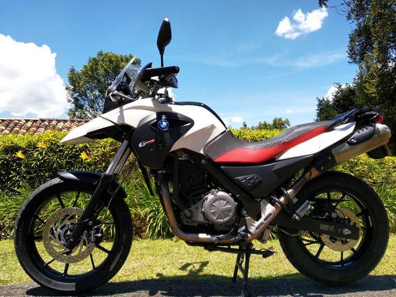 Bmw G 650 Gs Con Accesorios Originales Bmw Motorrad