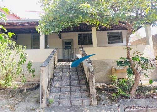 Casa À Venda 2 Quartos Dom Bosco/bh - Ca1002