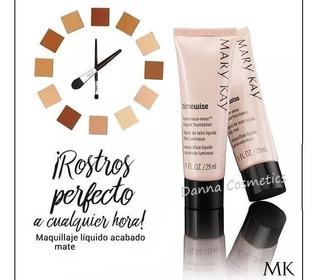Dos2 Productos Maquillaje Liquido Acabado Mate Time Wise