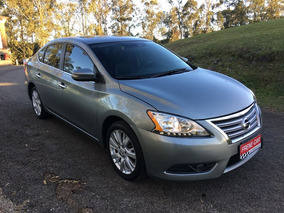 Nissan Sentra B17 Exclusive Cvt Automatico, Ex. Full, 2013