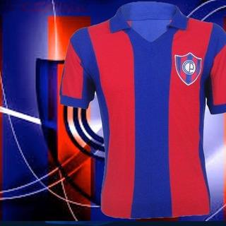 Camisa Retrô Cerro Portenho Gola Polo -par