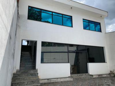 Salão Para Alugar, 320 M² Por R$ 7.000/mês - Vila Primavera - São Paulo/sp - Sl0076
