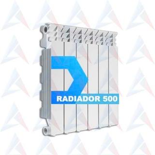 Radiador Italiano Fondital 500 De Aluminio Inyectado X Eleme