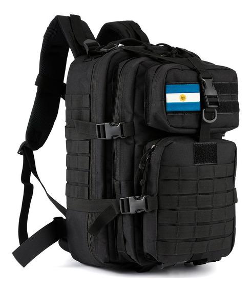 Mochila Tactica Militar Colores Calidad Premium 40l