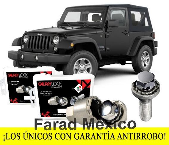 Birlos Seguridad Jeep Wrangler Jk Unlimited Sahara 4x4