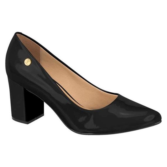 Sapato Feminino Scarpin Vizzano Salto Médio 1290 400