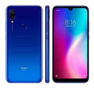 Smartphone Xiaomi Redmi 7 Azul 32gb Rom + 3gb Ram