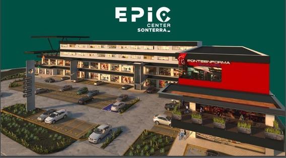 Oficina En Venta Plaza Epic Center, Sonterra. Queretaro Cov200324-ae