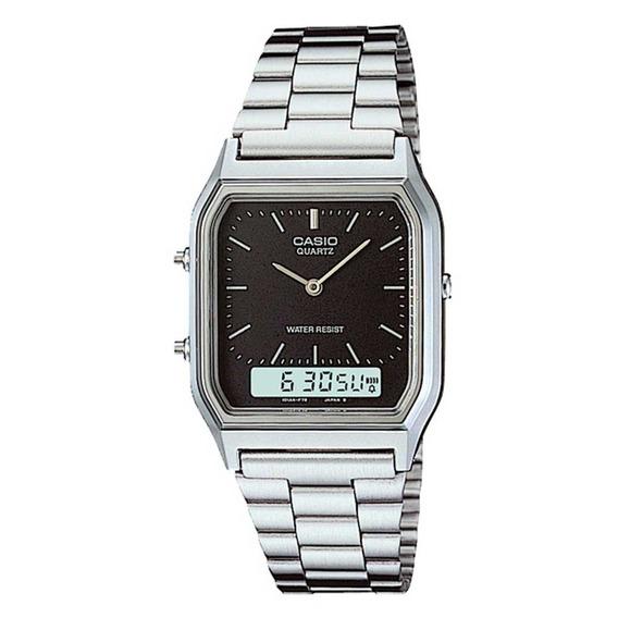Relógio Casio Unissex Vintage Aq-230a-1dmq