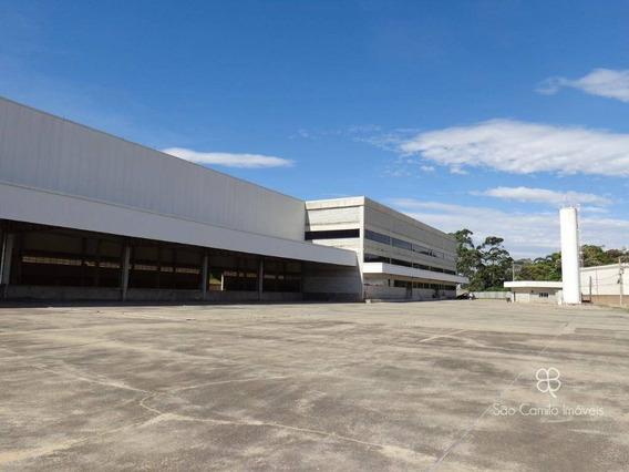 Galpão Para Alugar, 9087 M² Por R$ 150.000/mês - Jardim Da Glória - Cotia/sp - Ga0081