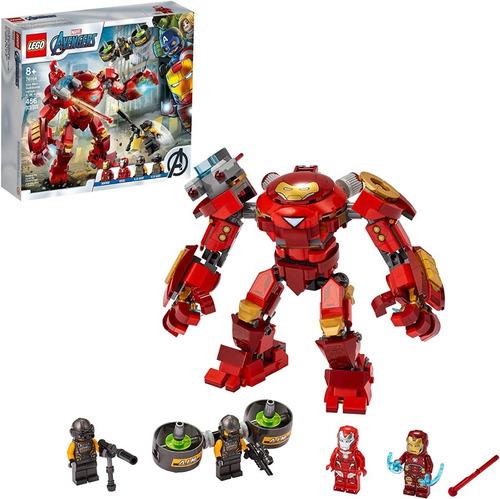 Lego Avengers 76164 Iron Man Hulkbuster 456pzs