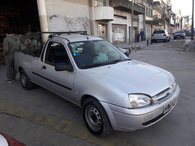 Ford Courier 1.6 Pick-up Xl Plus Km Reales!!