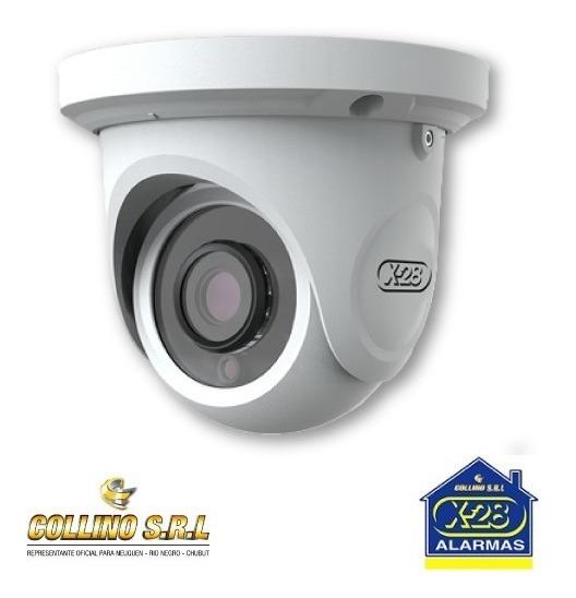 Cámara Domo A2010 X-28 Alarmas Full Hd 1080p 2m Ip66