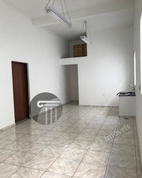 Salão Comercial Para Locação No Veloso, Osasco - Sl00053 - 33881747