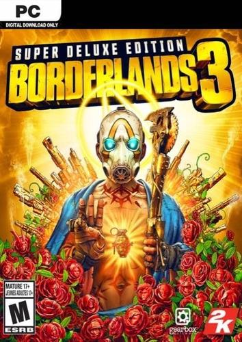 Borderlands 3 - Pc Hd Original Envio Imediato