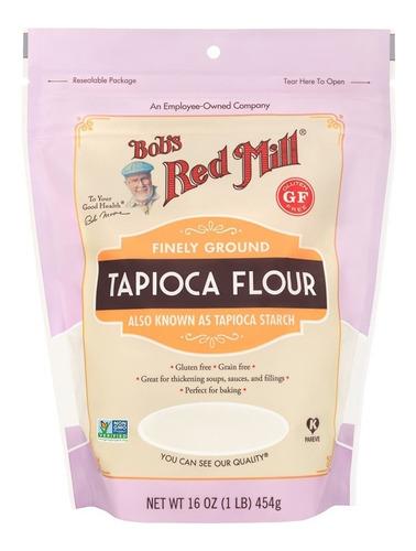Bob's Red Mill Harina De Tapioca Gf