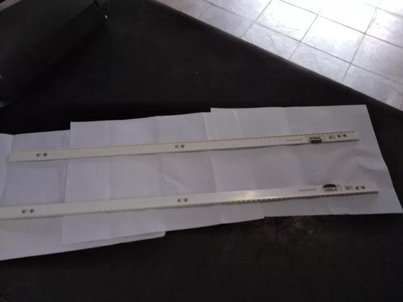 Barra Led Tv Samsung Un48h6800a 30654a 30655a 2 Lados Tela