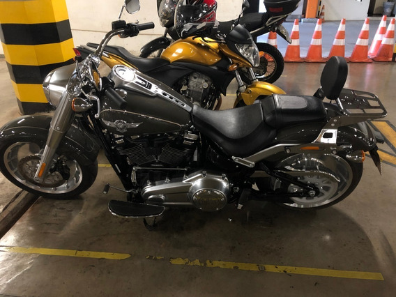 Harley Davidson Fat Boy 114 2018