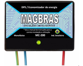 Economizador De Energia Dps Proteção Monofásico