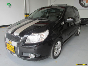Chevrolet Aveo Emotion Gti Transformer