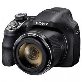 Câmera Sony H400 20mp/63x/hd Preto