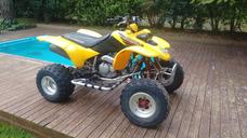 Vendo Cuatriciclo Honda 400 Trx
