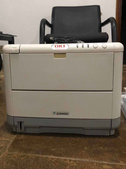 Impressora Oki
