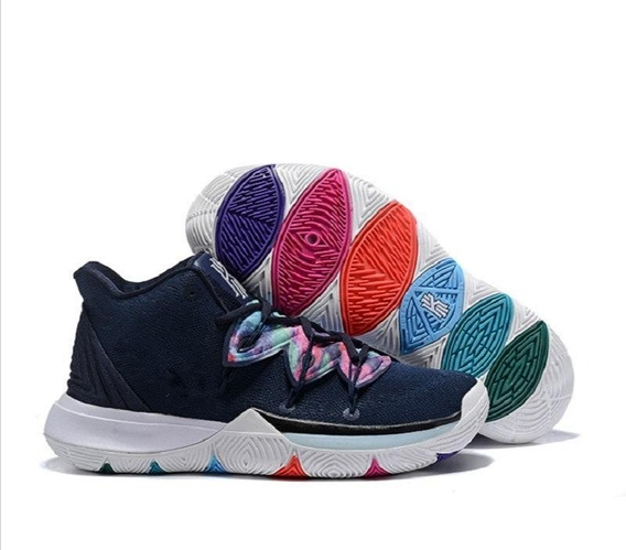 Nuevo Kyrie Irving Original Multi-color/metallic Silver