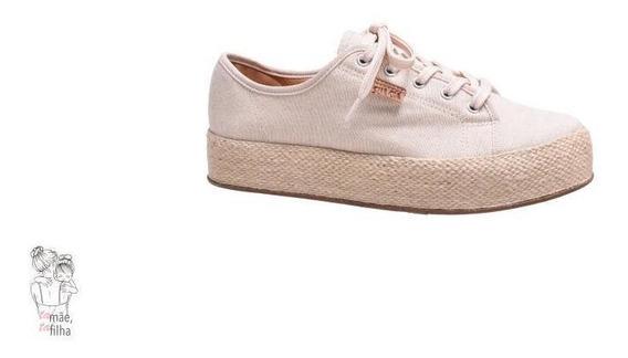 Sapato Sua Cia Un 810912201 Natural