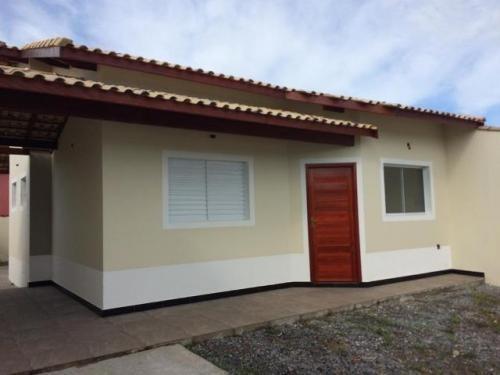 Casa À Venda Próximo Ao Mar Em Itanhaém -  7204   A.c.m