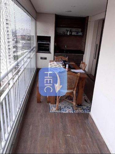 Apartamento 2 Dormitórios (1 Suíte), Limão, Venda, 87 M², Varanda Gourmet Com Churrasqueira, Envidraçada, Integrada À Sala, 2 Vagas (+1 P/moto), Lazer - Ap0562