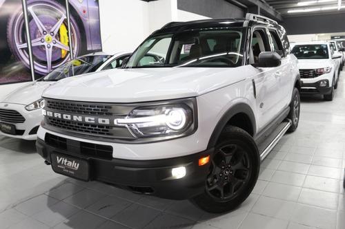 Imagem 1 de 14 de Ford Bronco Sport 2.0 Ecoboost Wildtrak 4x4 2021 !!!