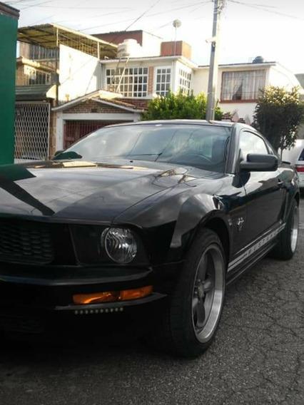 Ford Mustang Lujo V6 Mt 2009
