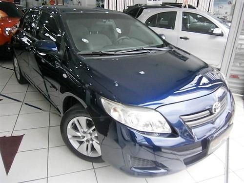 Toyota Corolla 1.6 16v Xli Aut. 4p