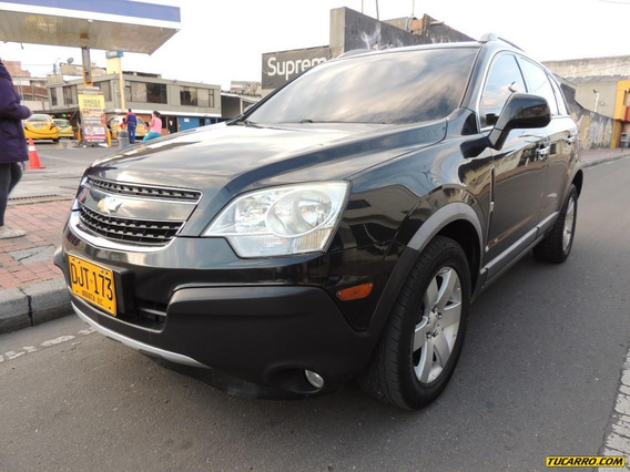 Chevrolet Captiva Sport 2.4cc At Abs Ct Fe